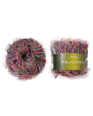 Sirdar Filigree Knitting or Crochet Yarn