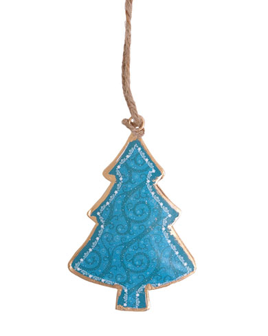 Winter Design Tree Christmas Decoration