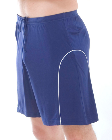 Knitted Silk Shorts
